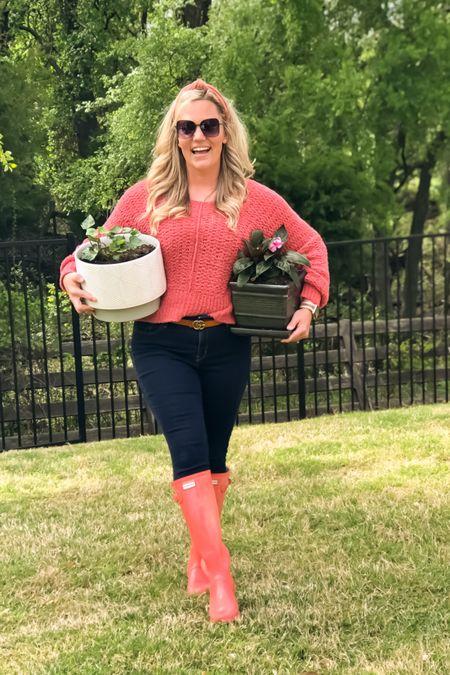 I love creating an outdoor space! I dream of one day having a beautiful flower garden!   #LTKstyletip #LTKhome #LTKSeasonal