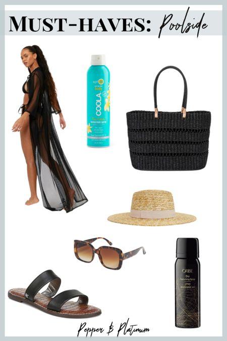 Vacation: poolside essentials!    @liketoknow.it #liketkit #ltkunder100 #summerideas http://liketk.it/3gBQ0