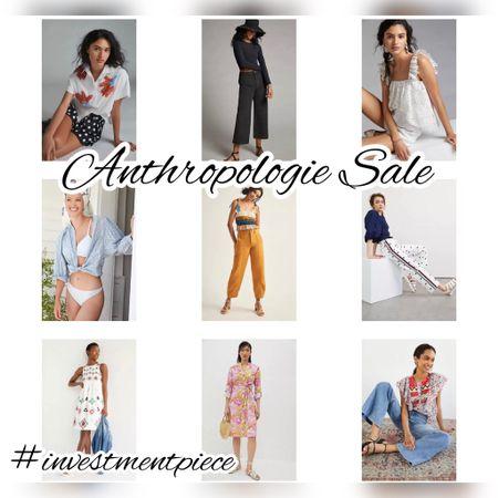 Get an extra 25% off sale @anthropologie this weekend! #investmentpiece   #LTKstyletip #LTKsalealert #LTKunder100