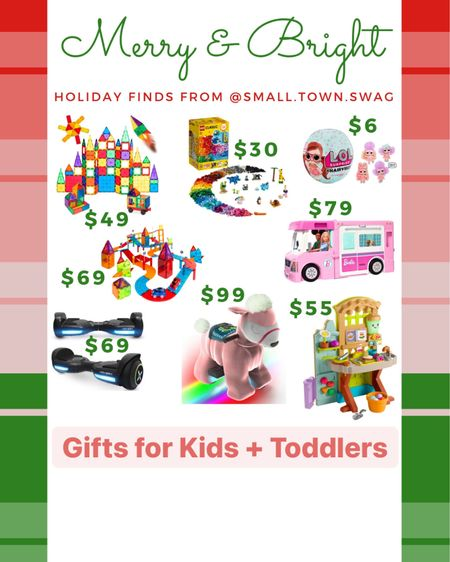 Deals on toys for kids and toddlers at Walmart — cyber Monday finds! . . . . . . Kids tool bench // b toys // doll house // little tiles // fisher price garden // toy kitchen // play kitchen //Toy // toys // kid // kids // gift guide // gift guides // holiday gift guide // toddler // toddlers // target // target Christmas // Walmart // Amazon // Walmart Christmas // Amazon Christmas // Bluey // Bluey toys // kids Christmas // duplo // blocks // duplo blocks // Kindi Kids // lil Woodzeez // kids bike // girl bike // unicorn helmet // Barbie // Barbies // musician Barbie // skipper play set // lil Woodzeez treehouse // lil Woodzeez house // doll house // calico critters // Kindi kids supermarket // Kindi kids scooter // construction block set // blocks // Picasso tiles // hot dots // electric car // Bluey // Bluey car // Bluey house // gift guide for boys // gift guide for girls // gift guide for kids // activity cube // workbench // toy cash register // toy cleaning // Melissa and Doug // kids bike // unicorn helmet // scooter // hover board // scooter // Barbie camper // lego // garden // Picasso tiles // lol surprise dolls — Download the LIKEtoKNOW.it shopping app to shop this pic via screenshot —  #liketkit #LTKkids #LTKsalealert @liketoknow.it @liketoknow.it.family @liketoknow.it.home #LTKgiftspo http://liketk.it/32LzG