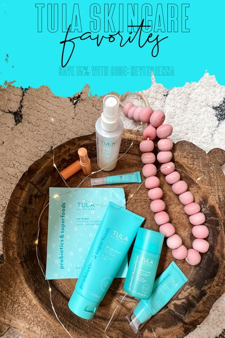 TULA skincare favorites  Eye balm and lip balm Cult classic cleanser Sheet mask and gift ideas   #LTKbeauty