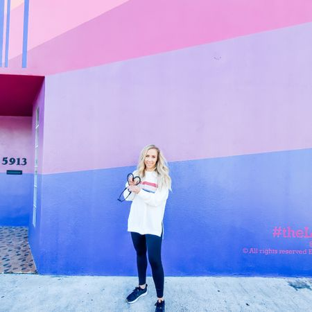 The fact that I found a mural that perfectly matched my sweater gave me too much joy http://liketk.it/2IEjC @liketoknow.it #liketkit #nursingstudent