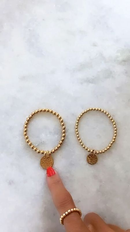 StylinByAylin Collection, 14k gold filled jewelry, beaded bracelets, sterling silver, use code STYLIN10 at checkout for 10% off, StylinByAylin   #LTKSeasonal #LTKunder100