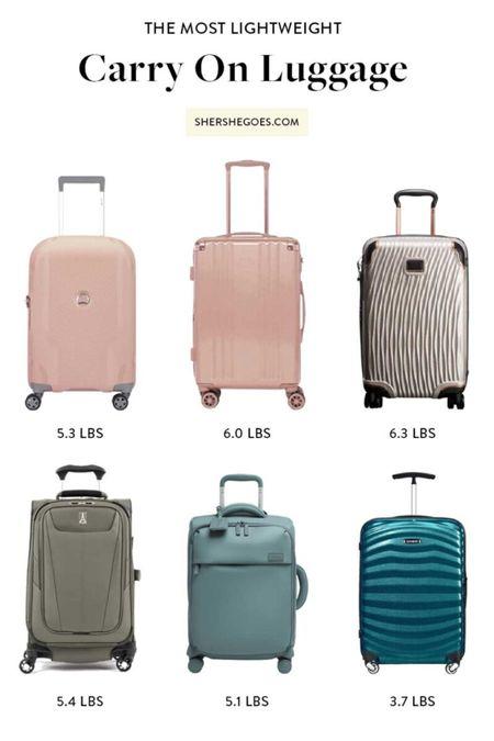 Lightest carry on luggage, lightweight luggage, suitcase, carry on bag, light luggage, travel, travel outfit, airport outfit, most lightweight suitcase, travel style, travel look,   #LTKitbag #LTKsalealert #LTKtravel