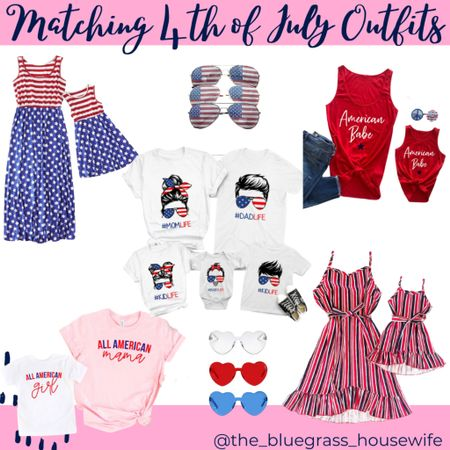 Family Matching 4th of July outfits! @liketoknow.it #liketkit http://liketk.it/3i6Qu #LTKfamily #LTKkids #LTKunder50 @liketoknow.it.family