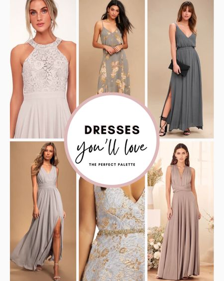 Lovely gray dresses! Gorgeous #floralprint dresses & the sweetest solid prints. Perfect #weddingguestdress looks! 💗  #bridesmaiddresses #bridesmaids #bridesmaiddress  #wedding #weddingdress #mididress #maxidress #weddingguest #nordstrom #dress #fallfashion #weddingguestdresses   #liketkit #LTKsalealert #LTKstyletip #LTKshoecrush #LTKunder50 #LTKswim #LTKfit #LTKcurves #LTKitbag #LTKtravel #LTKfamily #LTKbeauty #LTKhome #LTKwedding #LTKunder100 @shop.ltk http://liketk.it/3eiT3
