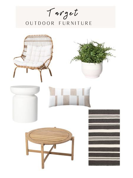 Target Outdoor Patio Furniture! http://liketk.it/39Xc9 #liketkit @liketoknow.it #StayHomeWithLTK @liketoknow.it.home