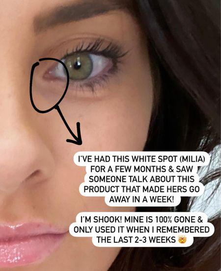 Eye cream   #LTKbeauty