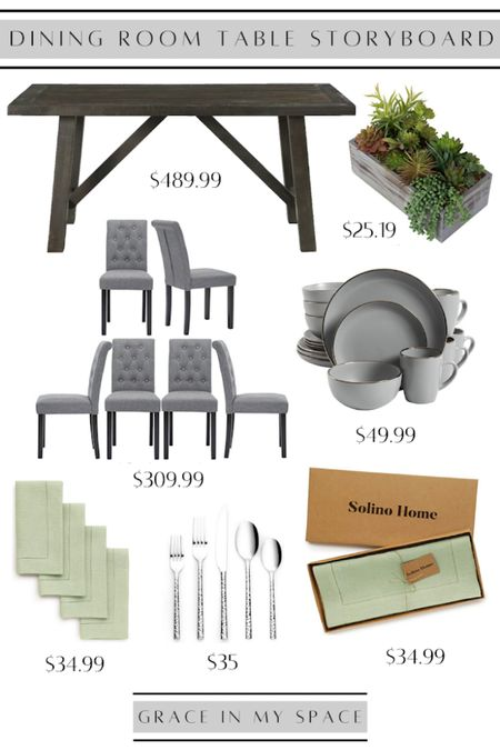Redo your dining room on a budget! http://liketk.it/3k7VK #liketkit @liketoknow.it