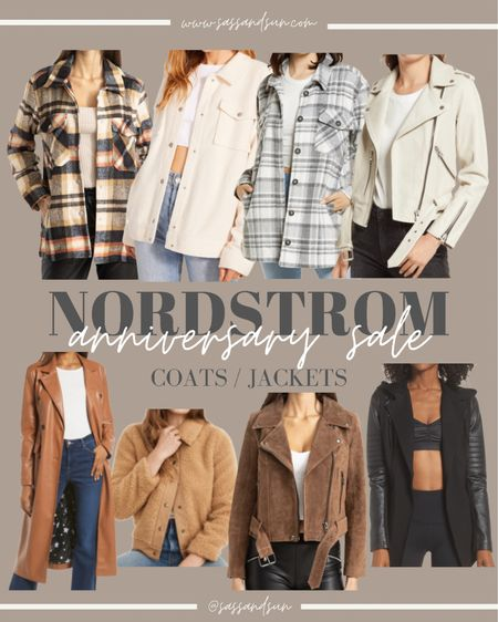 Nordstrom anniversary sale jackets! Opens to the public in 6 days! Start adding to your wishlist!    #LTKSeasonal #LTKunder100 #LTKsalealert