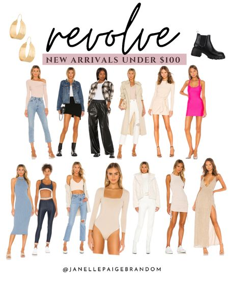 New arrivals from Revolve under $100! Perfect fall outfits    #LTKstyletip #LTKworkwear #LTKunder100