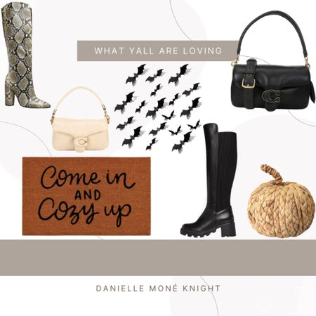 Sharing some products y'all have been loving over the last few weeks!   #LTKSale #LTKshoecrush #LTKGiftGuide