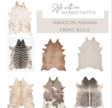 Animal Print Rugs. #amazon #animalprintrugs #home #founditonamazon  Follow my shop on the @shop.LTK app to shop this post and get my exclusive app-only content!  #liketkit  @shop.ltk http://liketk.it/3oy0y     #LTKHoliday #LTKGiftGuide #LTKSeasonal
