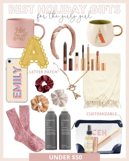 Best holiday gift for the girly girl under $50!   #LTKGiftGuide #LTKunder50
