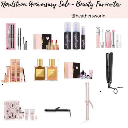 Nordstrom Anniversary Sale - Beauty Favourites   #lktit #nordstrom #sale #beauty #tomford #ghd   #LTKunder100 #LTKSeasonal #LTKsalealert