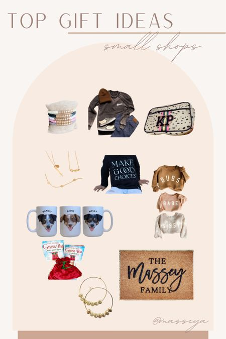 Shop small this season!  #LTKunder100 #LTKHoliday #LTKGiftGuide