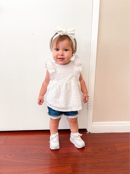 Baby girl's #ootd   #LTKfamily #LTKbaby #LTKstyletip