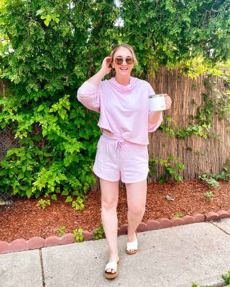 New Fabletics set this month is perfect for lounging at home this summer. It's shorts with crop top http://liketk.it/3hhKs #liketkit @liketoknow.it #LTKunder50 #LTKtravel #LTKhome You can instantly shop my looks by following me on the LIKEtoKNOW.it shopping app