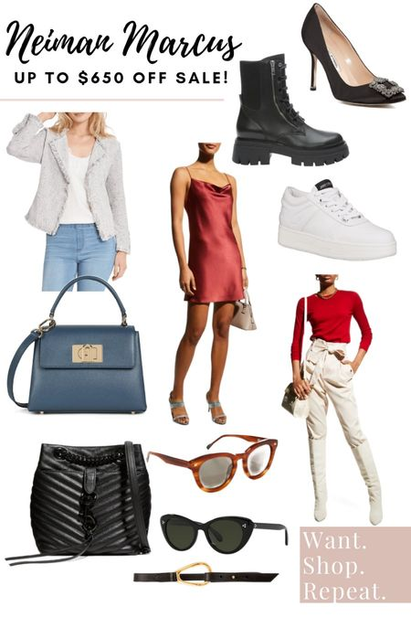 You can score up to $650 Off thousands of designer items at the Neiman Marcus sale event right now! #LTKsalealert #LTKstyletip #LTKshoecrush