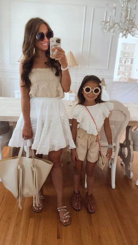 Mommy and me outfits.   #LTKkids #LTKunder50 #LTKfamily