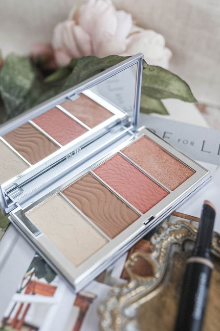 My FAVORITE clean and acne friendly makeup palette from PUR! Includes a setting powder, bronzer, blush and highlighter. So pigmented and so good.   #LTKunder50 #LTKbeauty