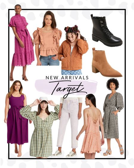 Found some great new Target arrivals that are perfect for transitioning into fall!   #LTKSeasonal #LTKfit #LTKunder50