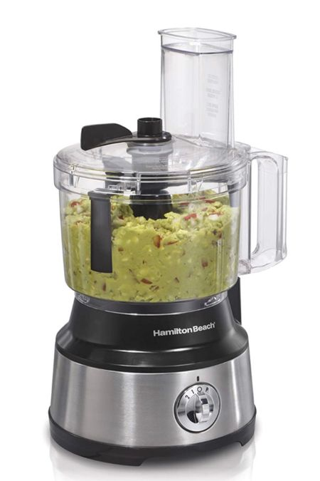 I just bought this Hamilton food processor (my bulky Cuisinart finally gave up) and I am so happy with it!    http://liketk.it/3k5hG #liketkit @liketoknow.it Shop your screenshot of this pic with the LIKEtoKNOW.it shopping app #LTKunder100 #LTKunder50 #kitchen