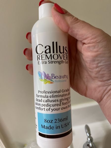 Get rid of calluses with this remover from Amazon  #LTKbeauty