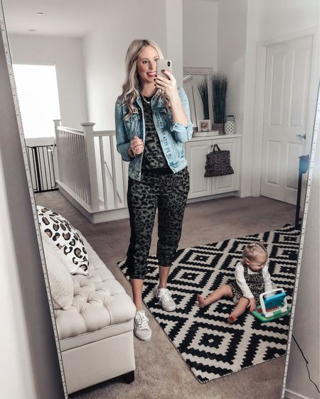 This leopard set is only $17 total!! I got a M. Wear it as pjs or add a jean jacket and sneakers for a casual fall outfit!  http://liketk.it/2XsaO @liketoknow.it #liketkit #LTKsalealert #LTKunder50 #LTKstyletip