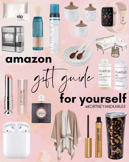 Amazon Gift Guide for Yourself!  Gifts for yourself | gift ideas for yourself | amazon gift guide under $50 | Amazon gifts for her | Amazon gift guide | Amazon for her gift guide | amazon gifts under $25 | under $25 gift guide | under $25 amazon gift guide | gift guide under $25 | amazon gift guide under $25 | cozy girl gift guide | amazon gift guide for her | amazon gift guide for the girly girl | amazon gift ideas | amazon gift ideas for her | gift ideas for her | cozy gift guide | cozy gift ideas |  Amazon finds | amazon girly things | amazon beauty | amazon home finds | amazon self care | amazon beauty favorites | amazon fashion favorites | amazon must haves | amazon best sellers | amazon fall finds | amazon fall favorites | fall favorites | amazon fall essentials | amazon fall must haves | amazon travel favorites | amazon travel finds | amazon travel must haves | amazon winter finds | amazon winter favorites | winter favorites | amazon winter essentials | amazon winter must haves | amazon gift guide | amazon gift ideas | gift guide amazon | holiday gift guide | amazon gifts | gift ideas from amazon | gift guide from amazon | amazon fall decor | amazon fall home decor | amazon winter decor | amazon winter home decor | amazon fall things | amazon winter things | amazon Christmas decor | amazon Thanksgiving decor | amazon Halloween decor | amazon Christmas gifts | amazon Christmas gift guide | amazon Christmas gift ideas | amazon vacay favorites | amazon vacation favorites | Kortney and Karlee | #kortneyandkarlee #LTKGifts @liketoknow.it #liketkit  #LTKunder50 #LTKunder100 #LTKsalealert #LTKstyletip #LTKshoecrush #LTKSeasonal #LTKtravel #LTKbeauty #LTKhome #LTKHoliday #LTKGiftGuide