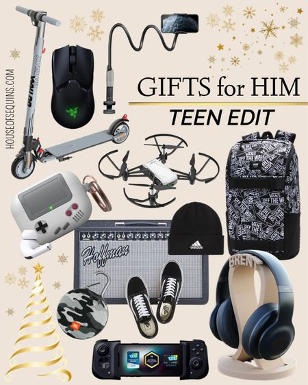 Teen Amazon Gifts for Him Gift guide Teen boys, tweens. Gamer gifts. #houseofsequins #ltkunder50 #ltkunder100  Follow my shop @thehouseofsequins on the @shop.LTK app to shop this post and get my exclusive app-only content!  #liketkit  @shop.ltk http://liketk.it/3pHpj  Follow my shop @thehouseofsequins on the @shop.LTK app to shop this post and get my exclusive app-only content!  #liketkit  @shop.ltk http://liketk.it/3pHtw  #LTKkids #LTKsalealert #LTKGiftGuide