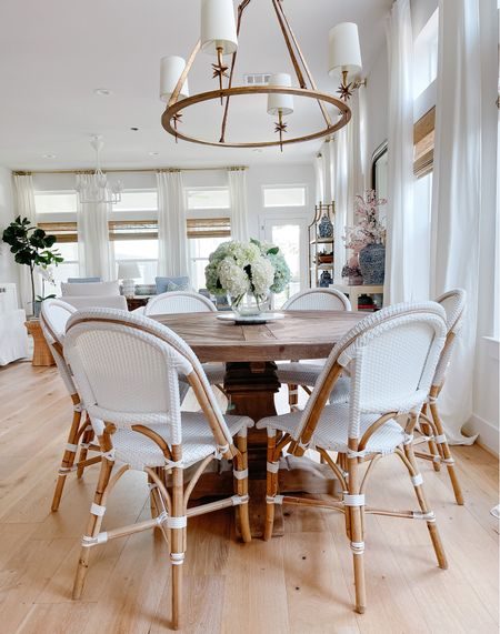 These riviera dining chairs never disappoint!   #LTKhome