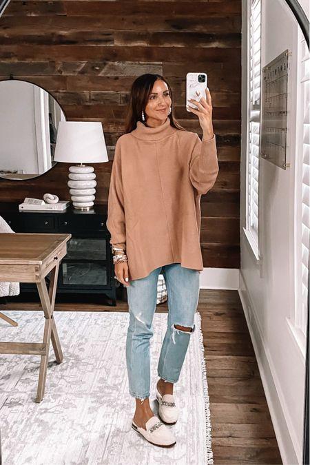 Amazon sweater on sale - wearing medium #anna_brstyle  #LTKsalealert