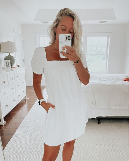 Abercrombie white dress http://liketk.it/3iTuh #liketkit @liketoknow.it