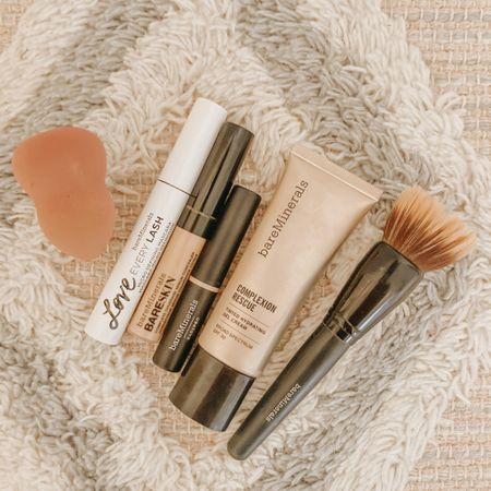 My go to make up brand is BareMinerals! LOVE, LOVE, LOVE - covers all day, not greasy, affordable, and lasts!!! @bareminerals http://liketk.it/2Winp #liketkit @liketoknow.it #LTKbeauty #LTKunder50 #rStheCon #beauty #bareminerals #makeup