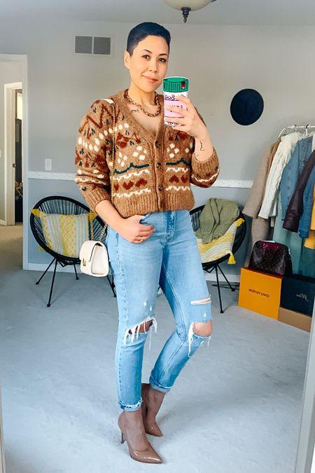 Chunky sweater Chunky cardigan Neutral colora  http://liketk.it/35BbA #liketkit @liketoknow.it
