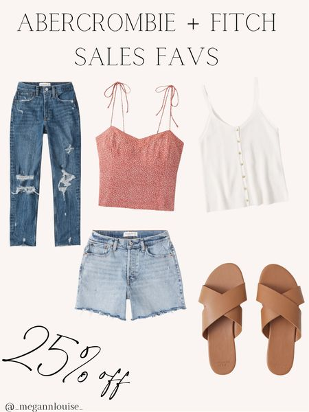 Abercrombie & Fitch sale going on now! 25% off select styles and extra 15% off almost everything!   #LTKunder100 #LTKSeasonal #LTKsalealert