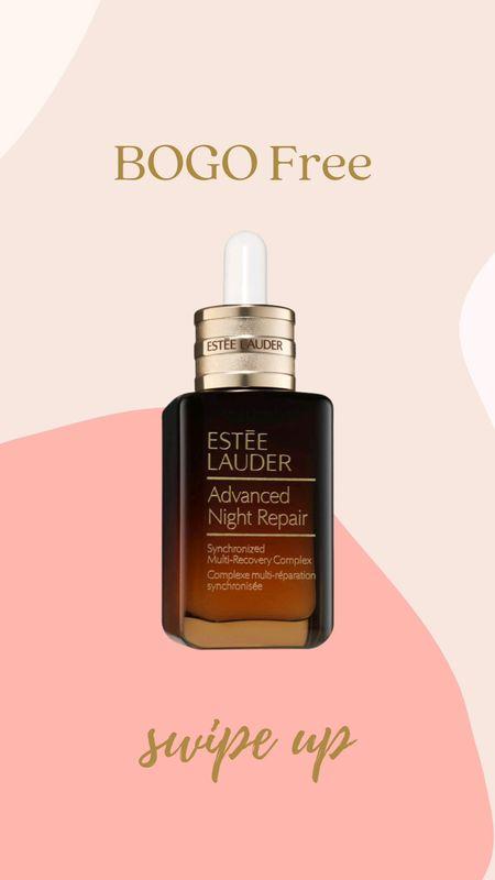 Estee Lauder Advanced Night Repair  BOGO Free when you add 2 to cart!   | Estee Lauder | Night Serum |  #LTKbeauty #LTKsalealert