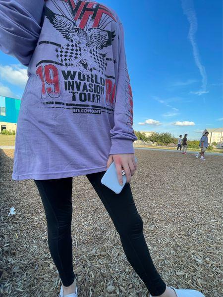 Retro Van Halen shirt, band tee  #LTKunder50 #LTKstyletip #LTKmens