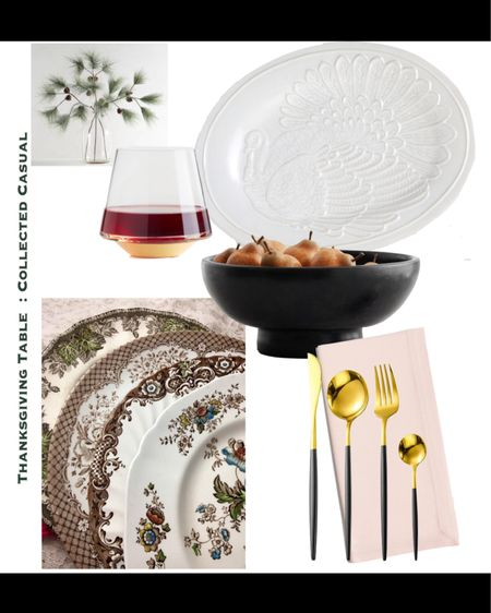 Inspiration for your Thanksgiving tablescape! Love the mix of metals with the traditional serving ware! http://liketk.it/313aC #liketkit @liketoknow.it #LTKhome #StayHomeWithLTK #LTKunder100 Follow me on the LIKEtoKNOW.it shopping app to get the product details for this look and others