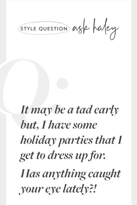 Holiday outfits, dresses for Christmas parties, sequin jumpsuit   #LTKHoliday #LTKstyletip #LTKSeasonal
