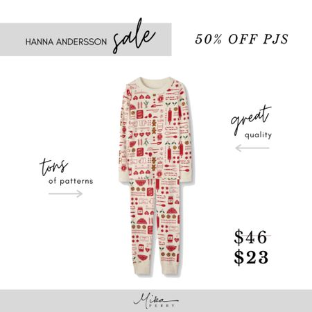 50% off Hanna Andersson PJs and clothing!!!! Seriously the best kids holiday matching pajamas out there ❤️   #LTKsalealert #LTKgiftspo #LTKkids