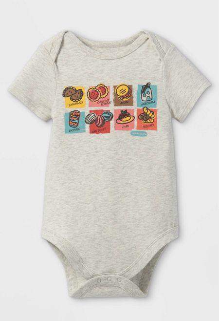 Latinx Heritage Month baby onesie multicultural onesie   #LTKkids #LTKfamily