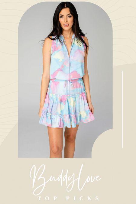 Summer beach vacation dress or wedding guest dress   #LTKunder50 #LTKDay #LTKstyletip