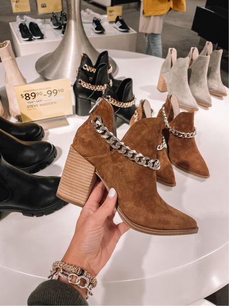 Nsale  Nordstrom anniversary sale Booties Boot season   #LTKstyletip #LTKshoecrush #LTKsalealert