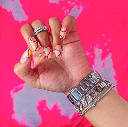 Pair Beautiful Nails with Beautiful Accessories #Competition #Ltkaccessories #LTKSeasonal and @shop.ltk  #LTKSeasonal