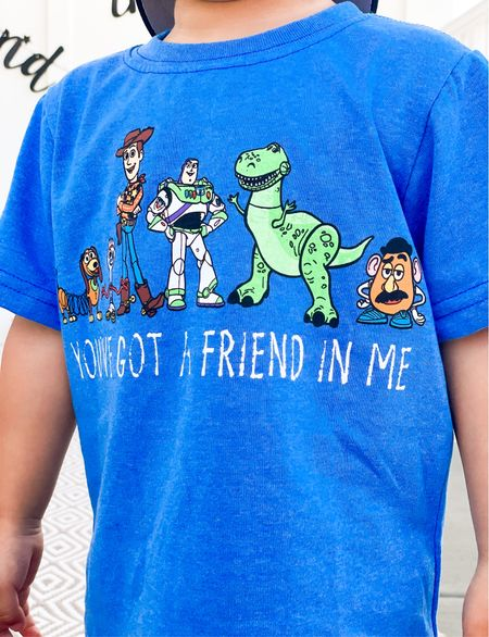 Toy Story tees for toddlers from Target!   #LTKfamily #LTKkids #LTKbaby