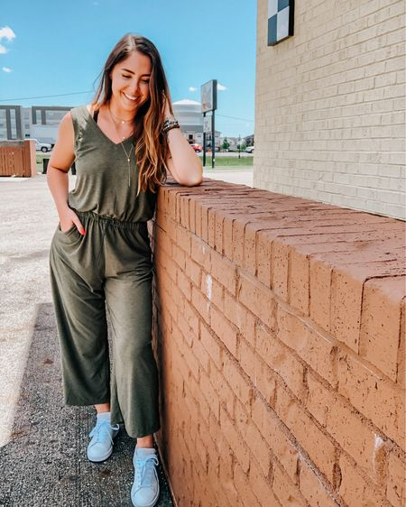 You'll find me living in this jump suit all year http://liketk.it/2PHoF #liketkit @liketoknow.it #LTKunder50 #LTKspring #LTKstyletip