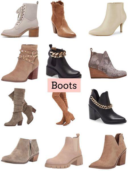 Boot   #LTKshoecrush #LTKunder100 #LTKSeasonal
