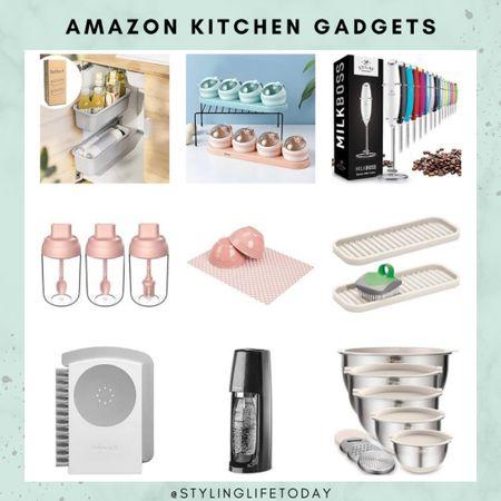 Amazon home kitchen gadgets. Essentials. Accessories. Cooking  #LTKeurope #LTKhome #LTKGifts